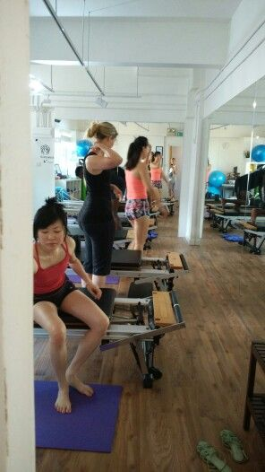 Apologise, pilates girls in the nood