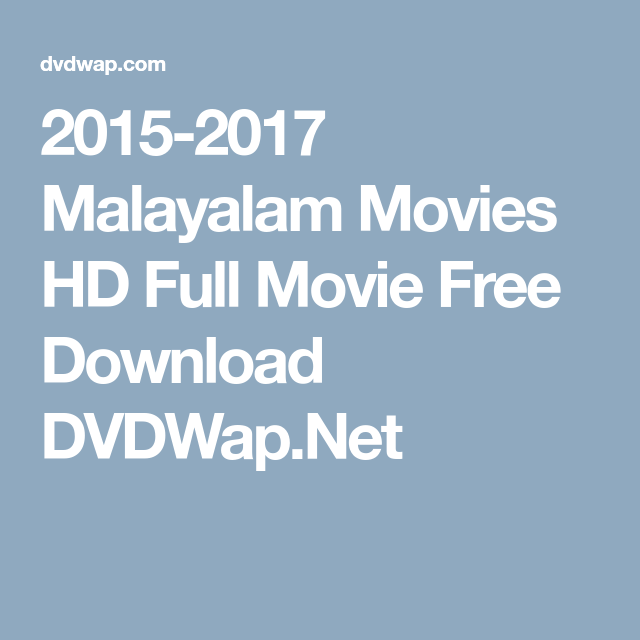 dvdwap malayalam movie download free