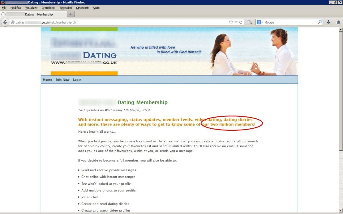 dating sites for christians only