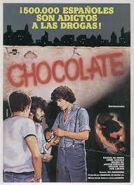 Chocolate 1980 By Gil Carretero Cine Peliculas La Fuga