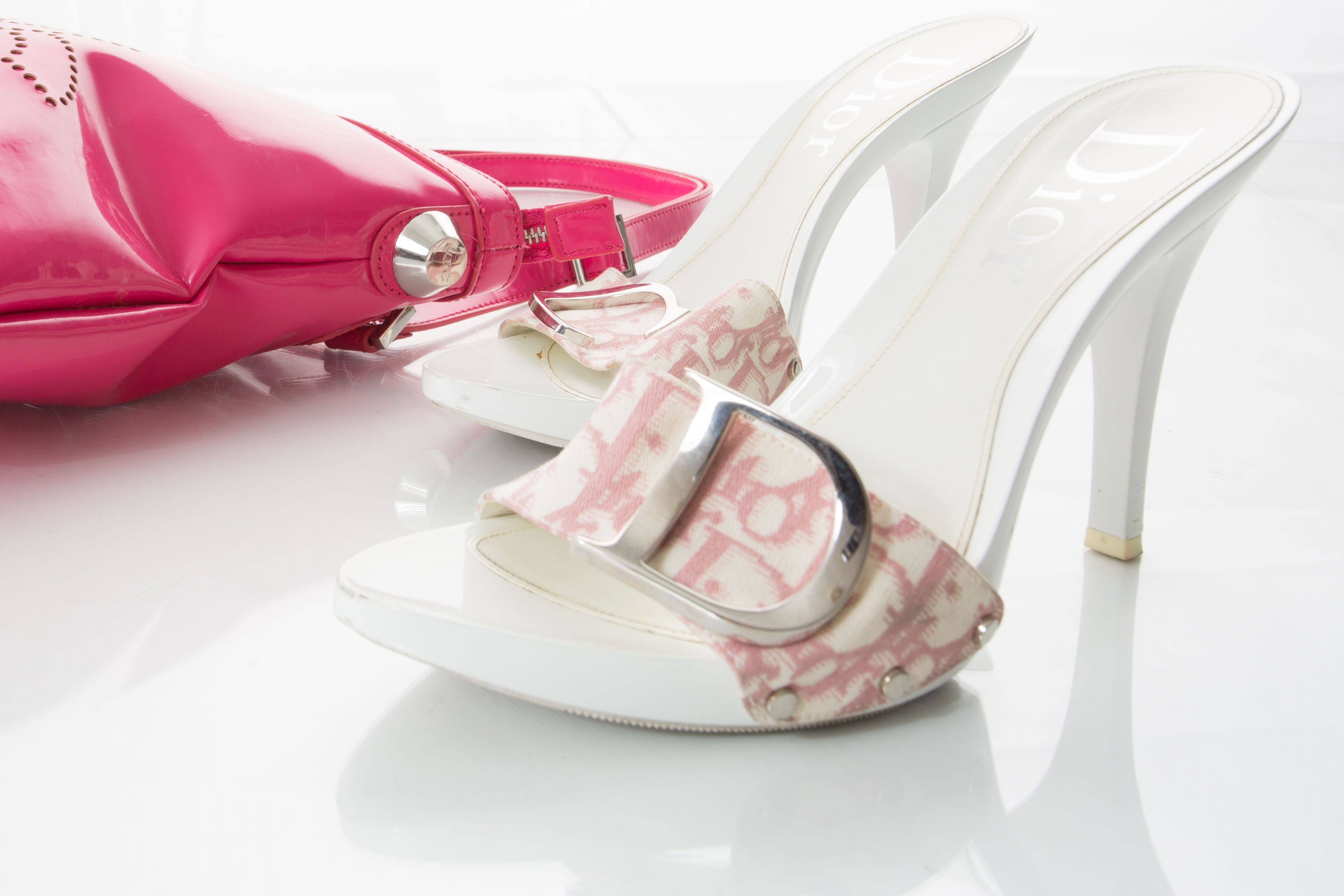 christian-dior-sandal-christian-white-sandals-mules-size-8-monogram-pink