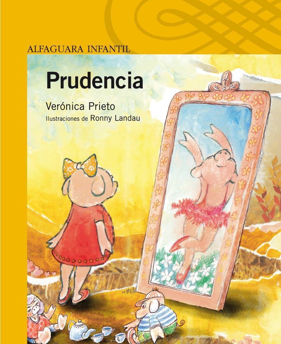 Prudencia. Verónica Prieto -