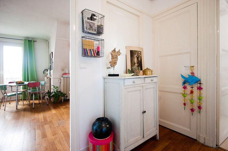 Appartement Caroline Berdah : Entrée | Entree | Pinterest