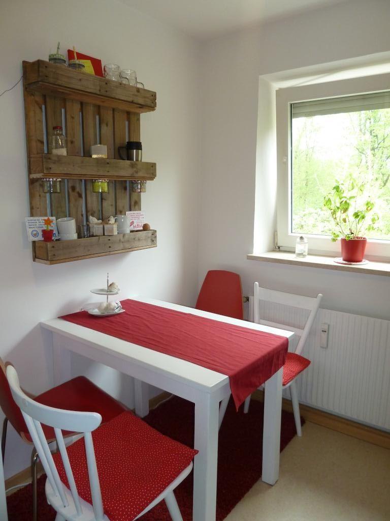 Ein tolles DIY-Küchenregal! Ganz einfach selbst gebaut aus einer ...