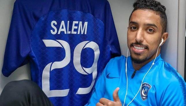 أهم أخبار تويتر الهلال اليوم سالم الدوسري يوجه رسالة هامة للجماهير سعودي 360 يؤدي لاعبو الفريق الأول لكرة القدم في نادي Athletic Jacket Athletic Football