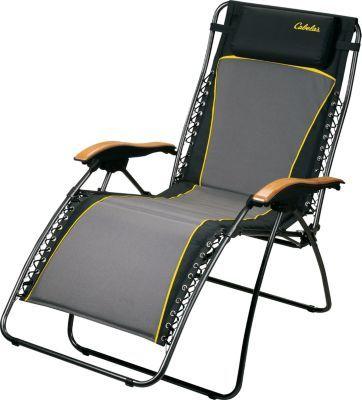 Fine Cabelas Standard Padded Lounger Camping Camping Chairs Gmtry Best Dining Table And Chair Ideas Images Gmtryco
