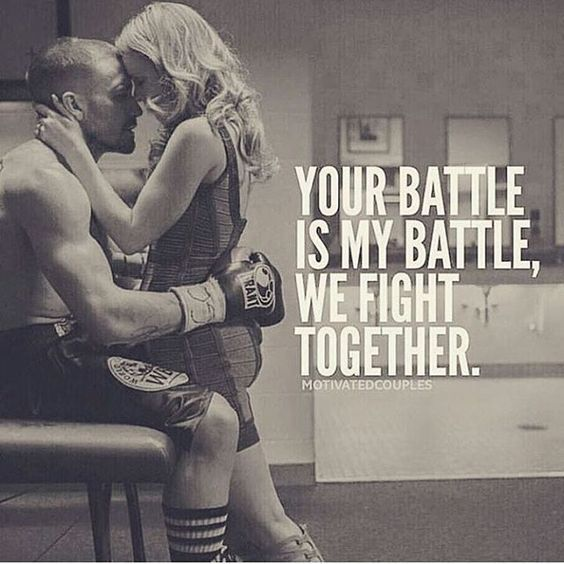 Your Battle Is My Battle
