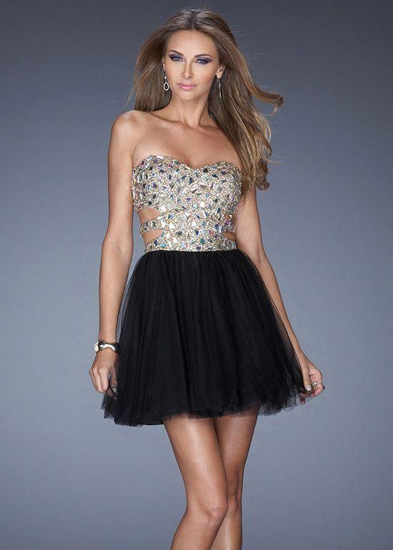 Cocktail Dresses : Black Glitter Cocktail Dress Black Glitter ...