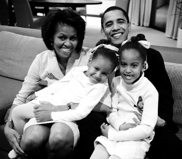 Barack Obama And Michelle Obamas 20th Wedding Anniversary Album