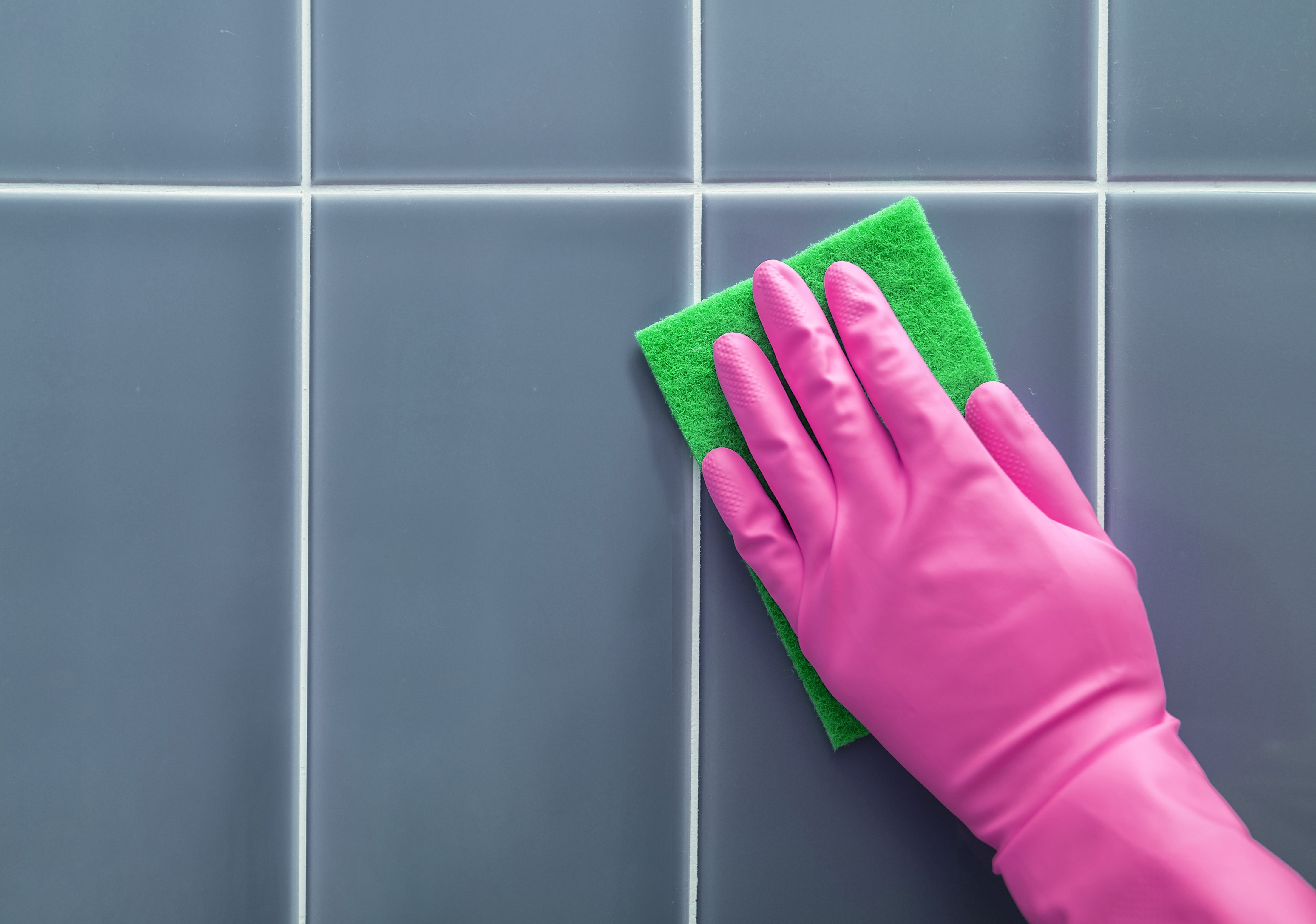 How to Clean Kitchen Grease From Tile Grout | Tile grout ...