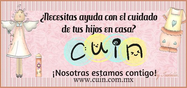 CUIN es una agencia de niñeras profesionales especialistas en Cuidado Infantil en México D.F. Más información en www.cuin.com.mx