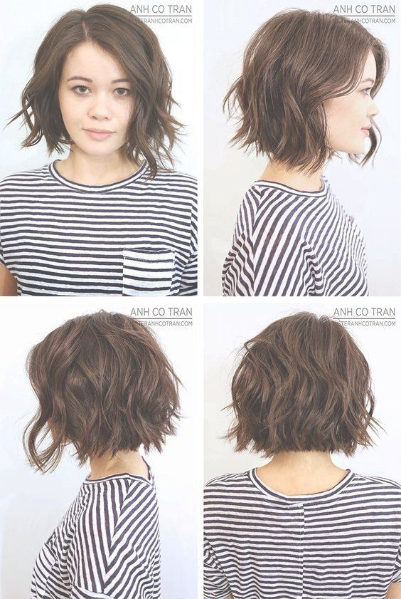 New 30 Best Bob Hairstyles Short Back Long Front For Ideas 2020 Back Of Short Hairstyles For Haircuts For Wavy Hair Wavy Bob Haircuts Hair Styles