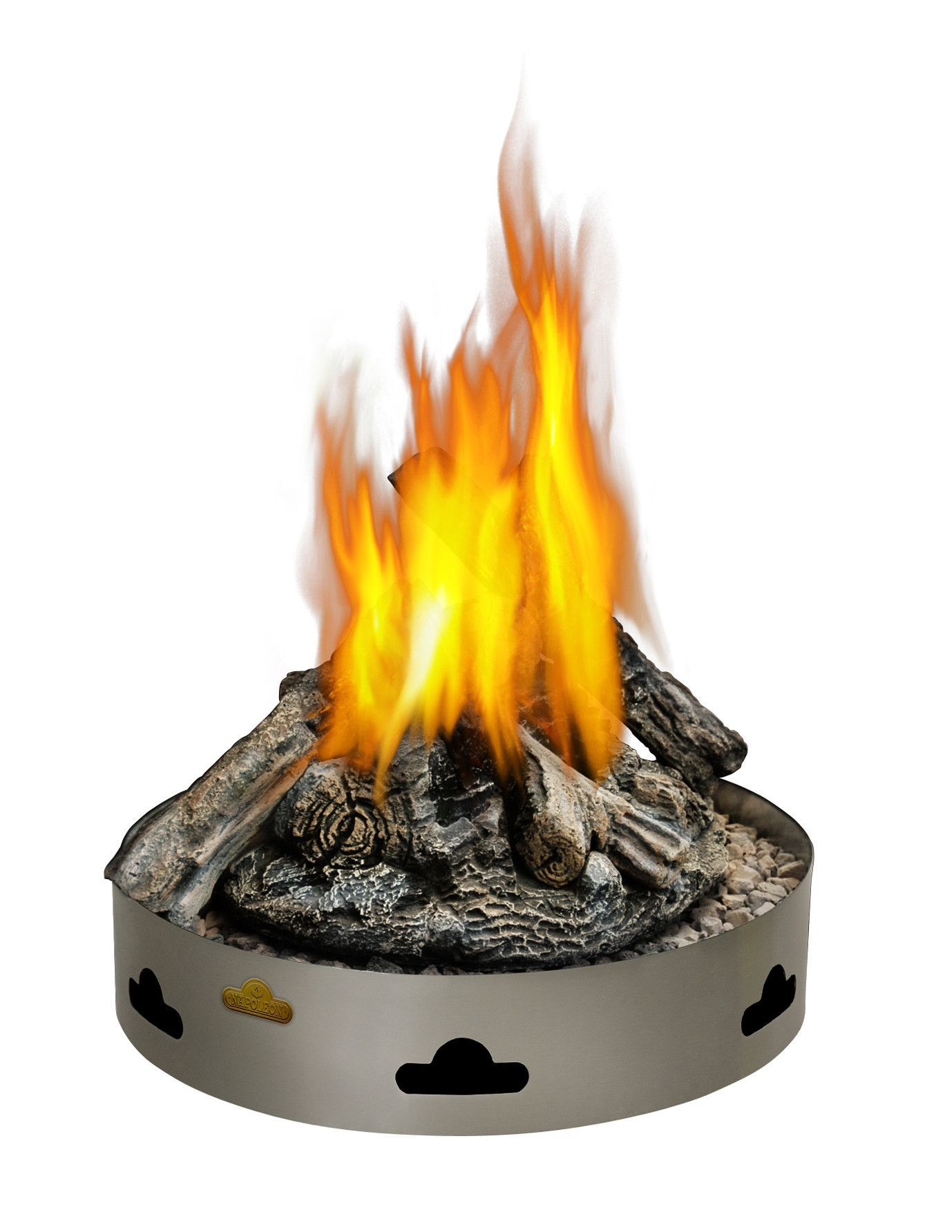 Features Stainless Steel Burner And Base Fuel Natural Gas Complete With Flexible Hose Connector And Natural Gas Fire Pit Gas Firepit Propane Fire Pit