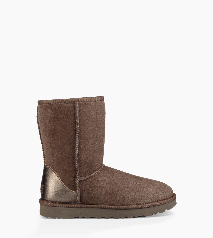 1603950b6b5 UGG CLASSIC SHORT II METALLIC.  ugg  shoes