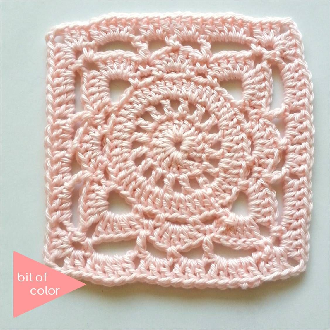 100 Days Crochet Challenge A Square A Day Gratis Haakpatroon 56