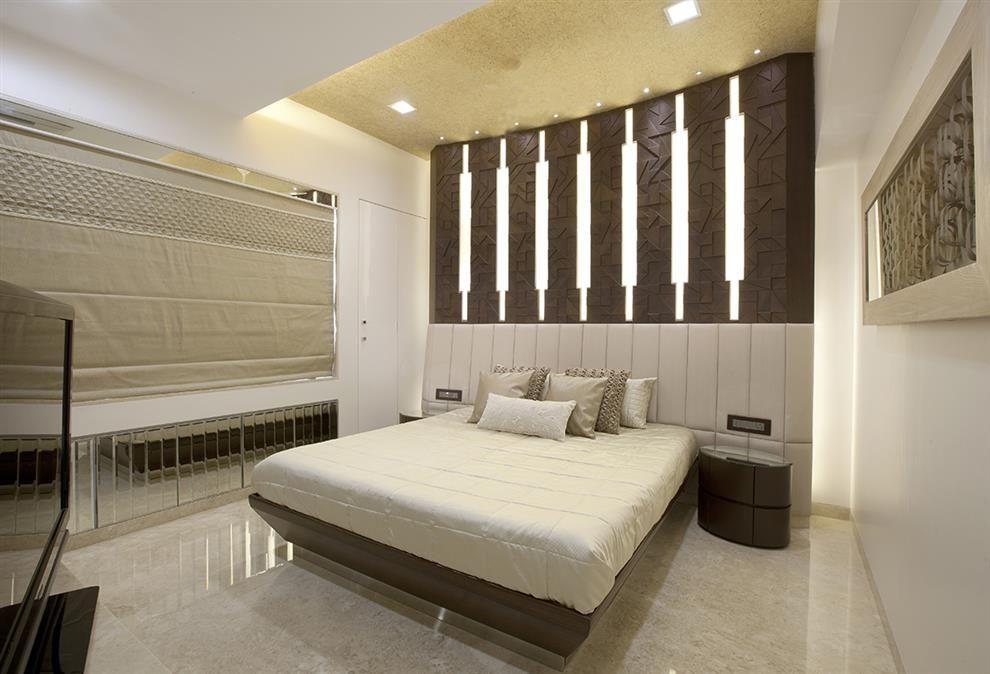 Master Bedroom By Behzad Kharas Bed Design Modern Bedroom