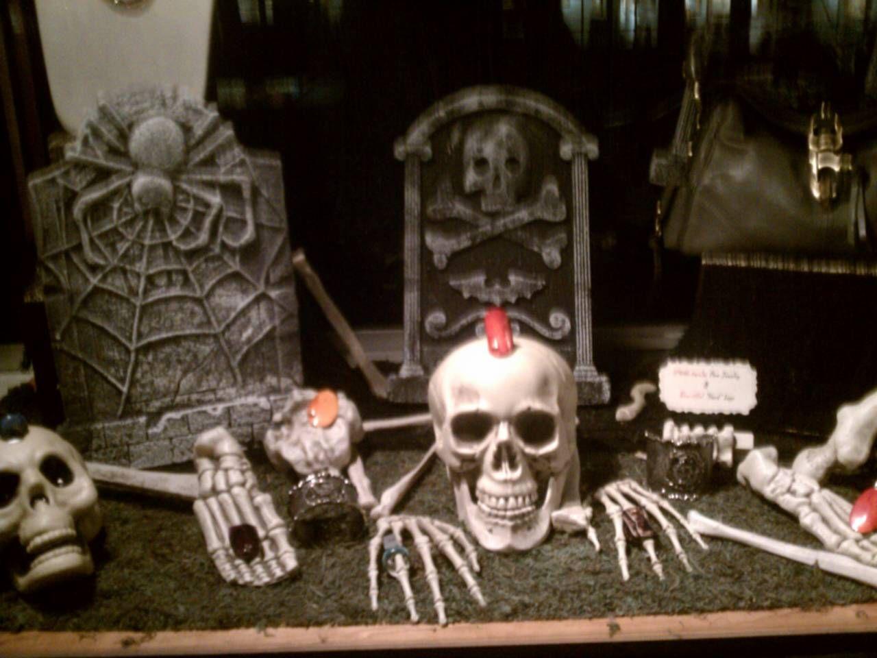 Spooktacular Jewelry and Bootiful Handbags