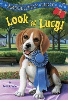 LOOK AT LUCY! is a chapter book at the 3rd Grade reading level ...