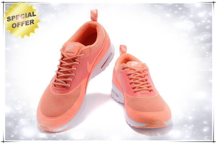 White Nike Air Max Thea Print Discount