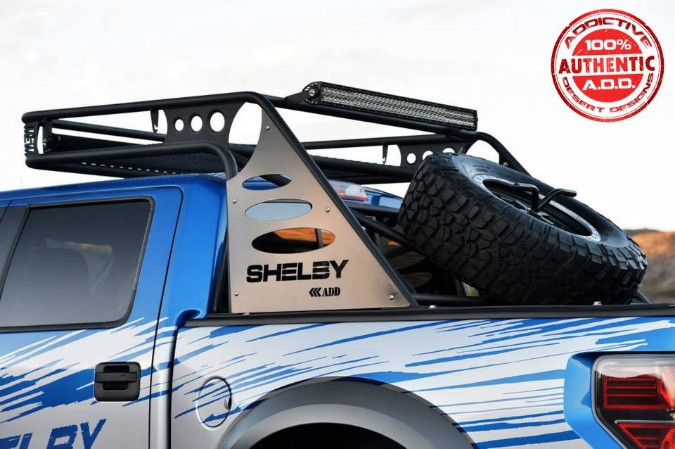 Ford FSeries Chase Rack Over Cab Shop Aftermarket