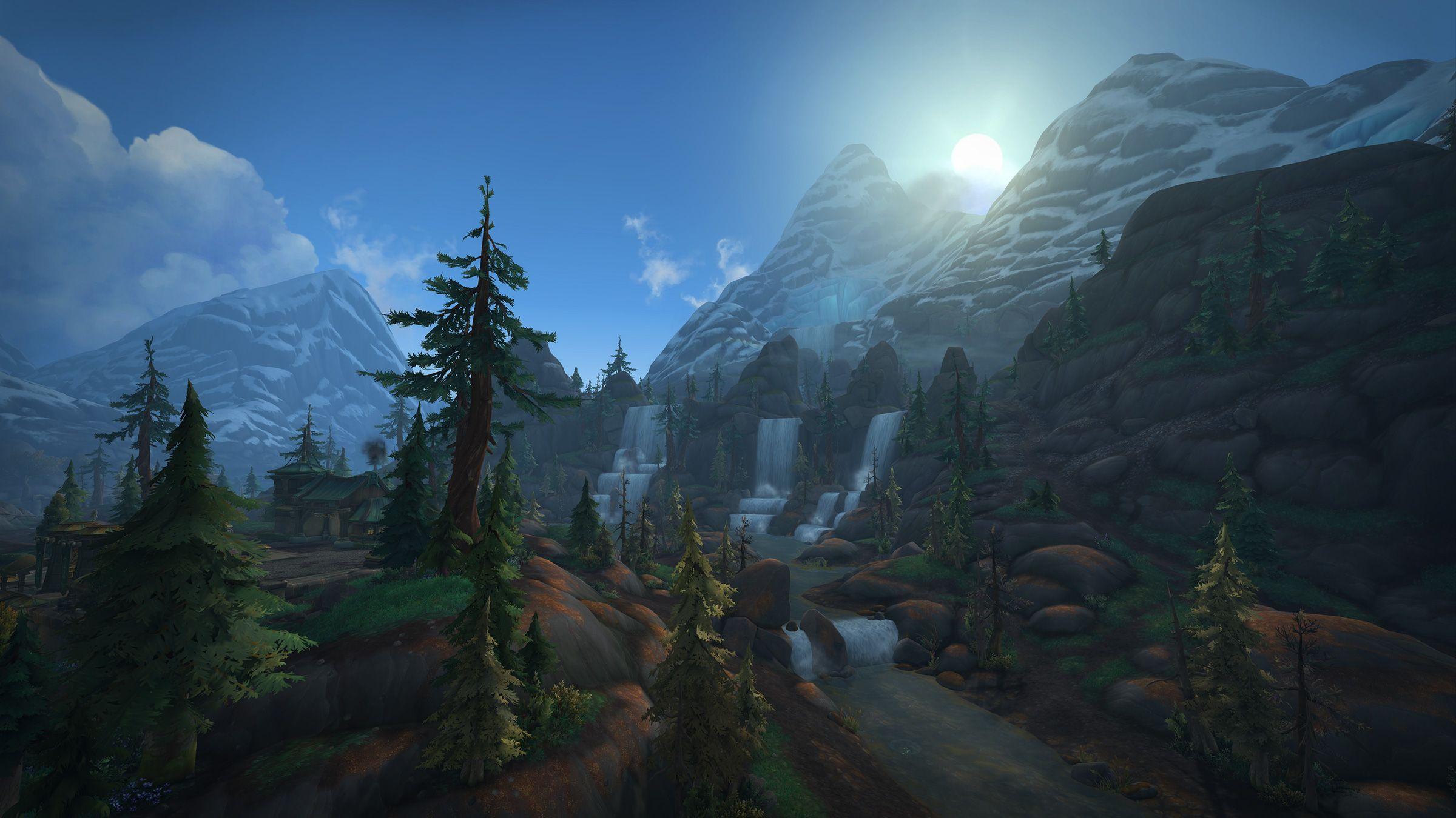WoW #World of Warcraft #view #BFA   Warcraft, Screenshots, World of warcraft