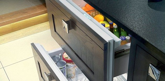 Id 36ci Combination Drawers Sub Zero Appliances Integrated Fridge Refrigerator Drawers Refrigerator Freezer