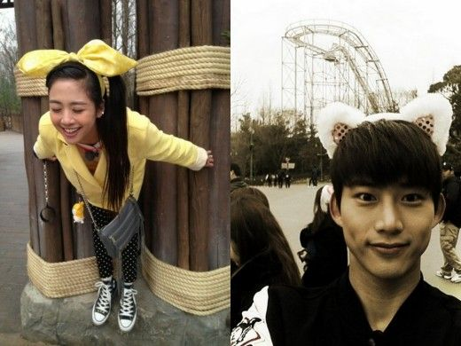 from Ethan taecyeon and gui gui really dating