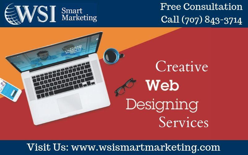 Website Design Company In Santa Rosa Wsismartmarketing Com Website Design Company Web Design Website Design