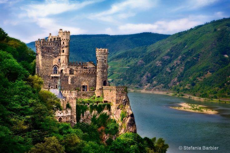 Rheinstein Castle, Germany
