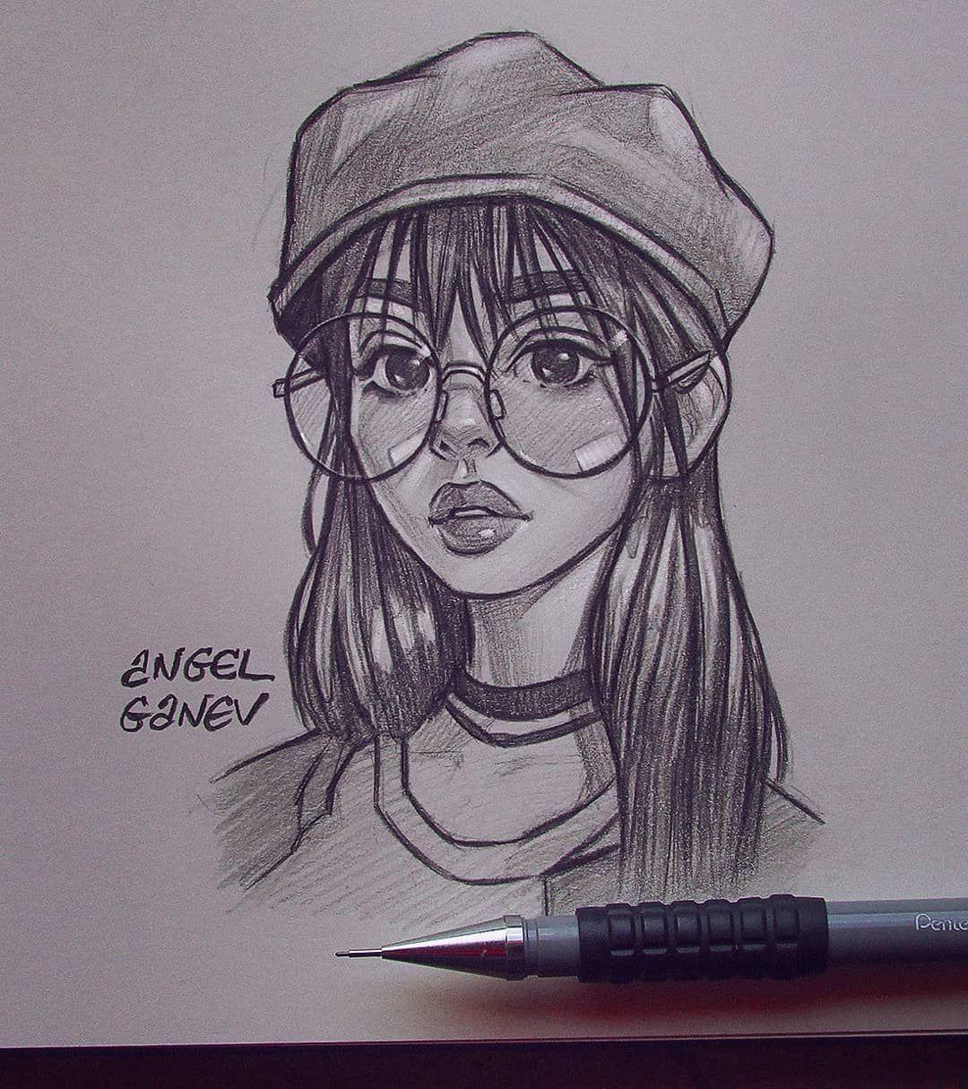 Photo of Bild kann enthalten: Zeichnung #skizzenbuchkunst