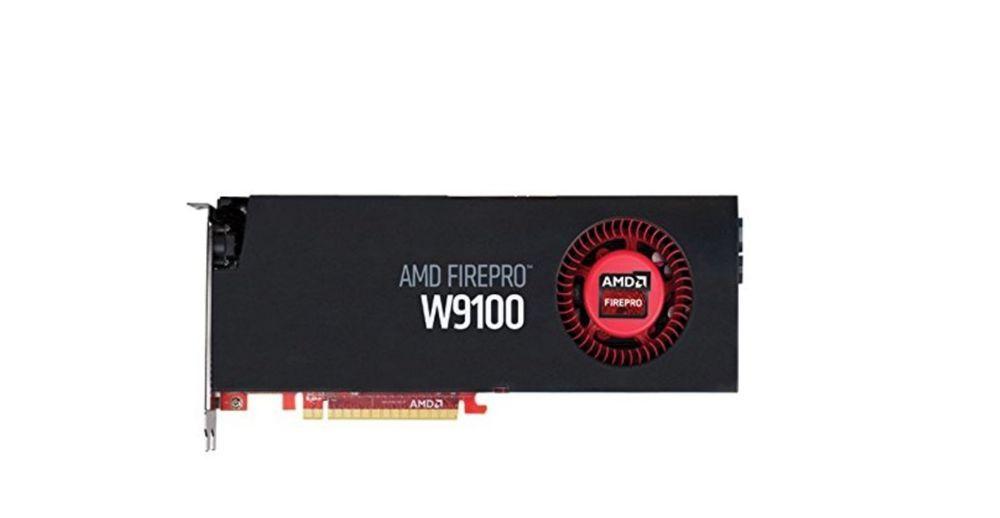 amd firepro w9100 32gbram professional graphics card