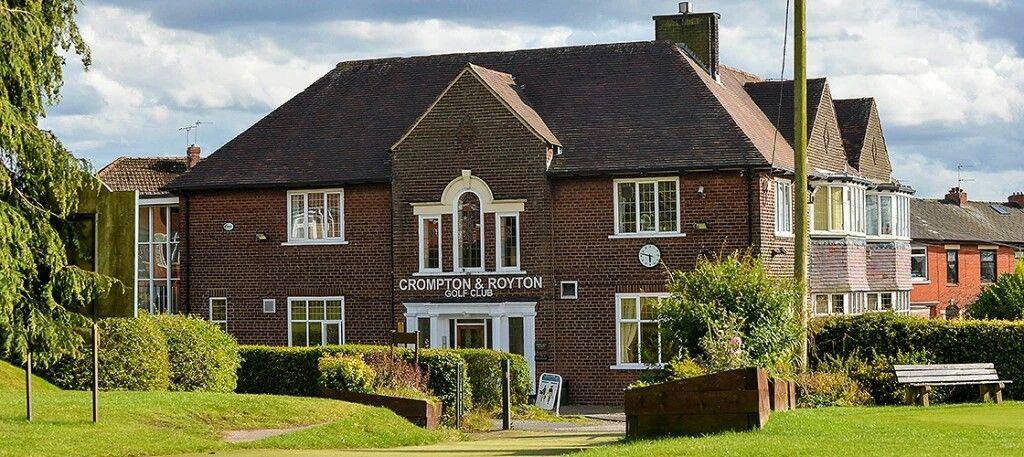 Crompton & Royton Golf Club High Barn, Royton, Oldham, OL2 6RW
