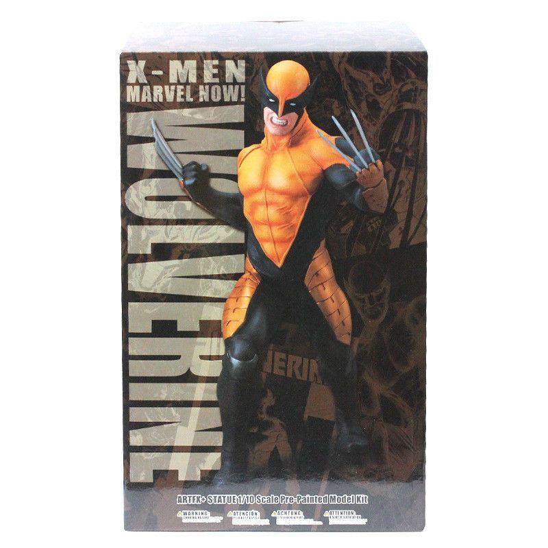 Wolverine ArtFX Statue Kotobukiya Marvel Now 1:10 Uncanny X-Men MK177 NEW!