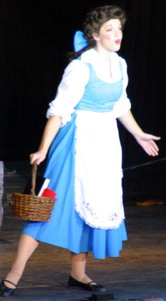 1000  images about ♥Belle Blue Dress♥ on Pinterest  Disney ...