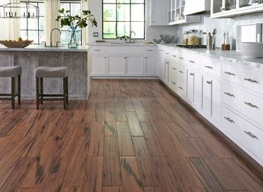 36 X 6 Brazilian Koa Porcelain Faux Wood Tiles Wood Tile Kitchen Hardwood Floor Installation Cost