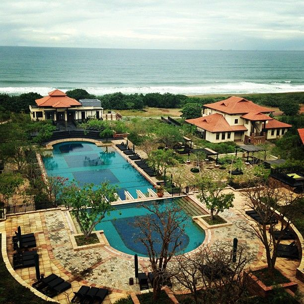 The Fairmont Zimbali Resort - Durban in South Africa...heaven I tell you:)
