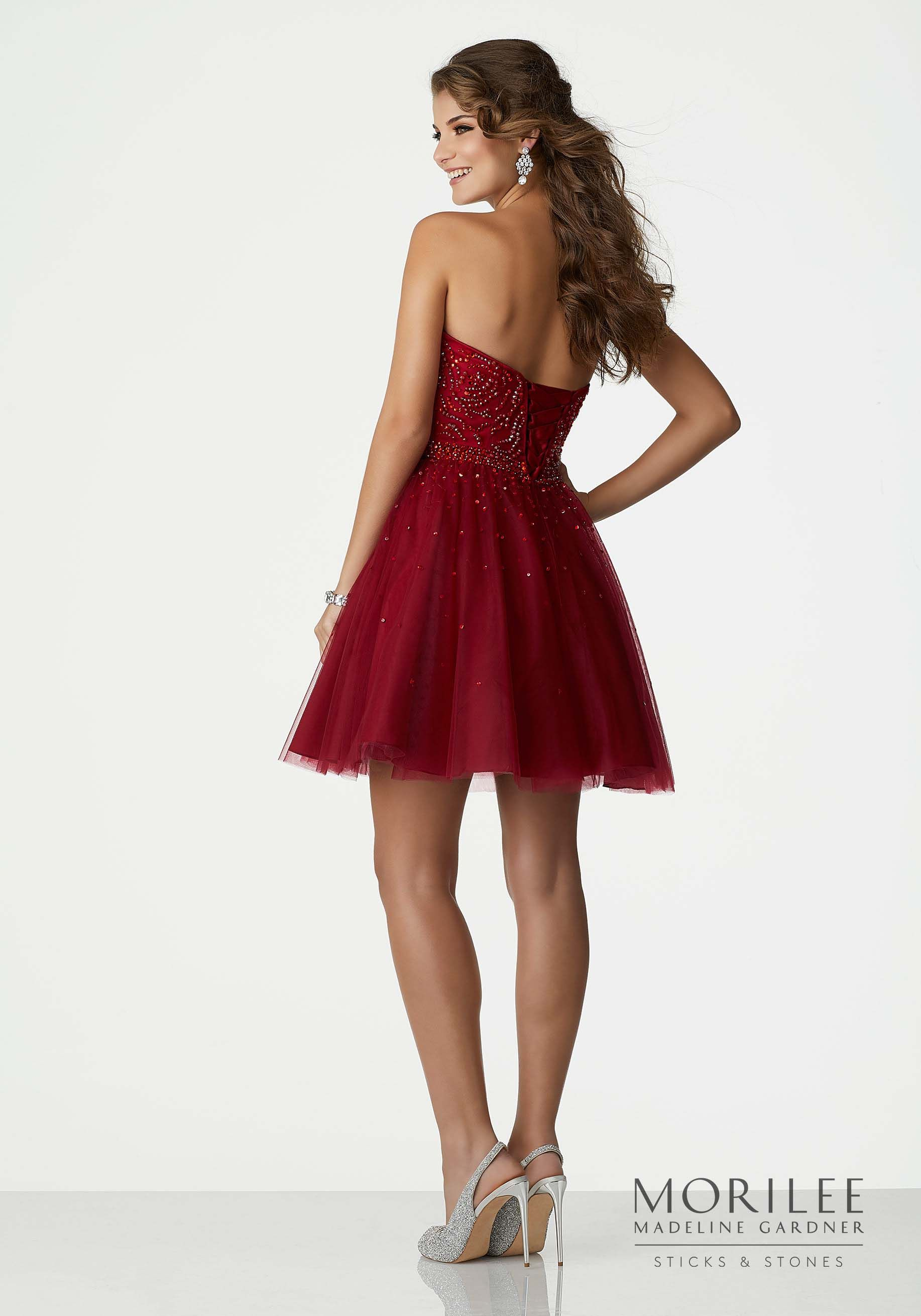 Pin On Morilee Fall 17 Party Dresses [ 2620 x 1834 Pixel ]