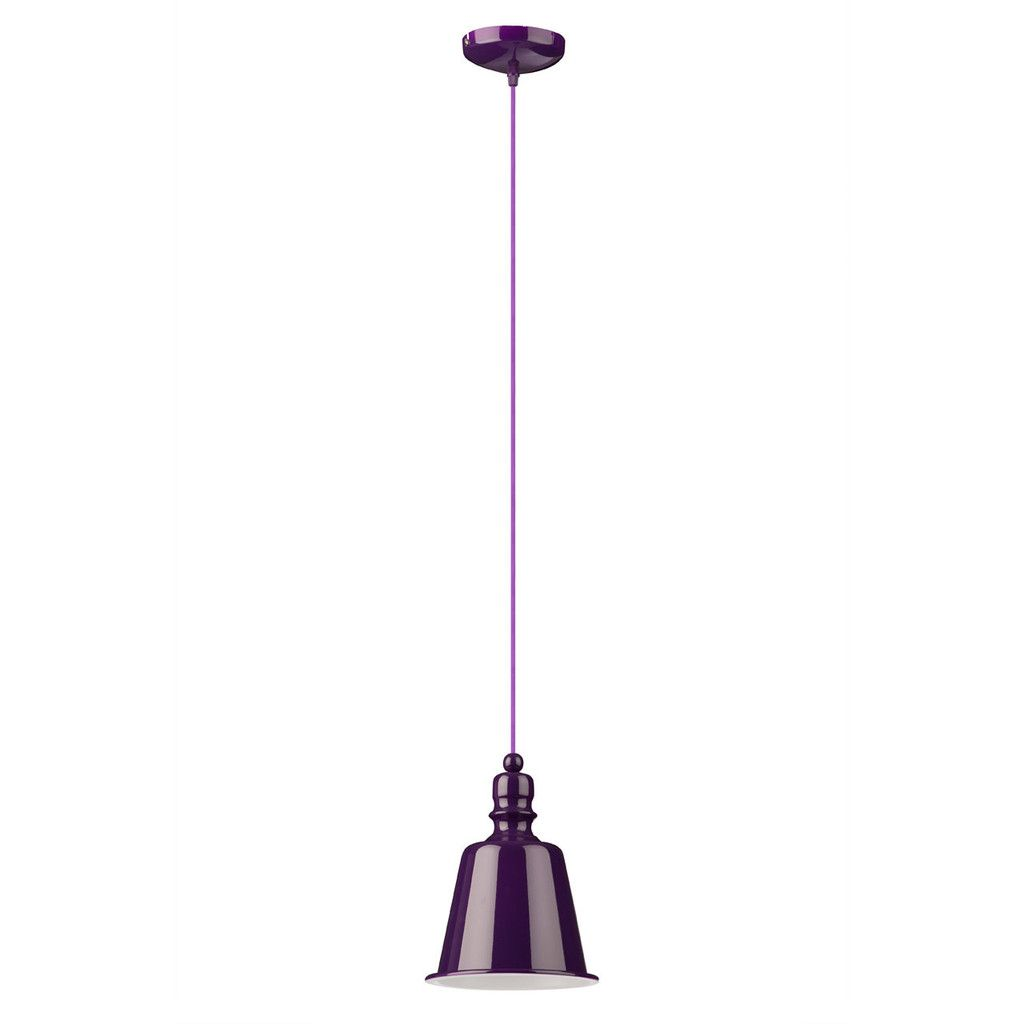 Pagoda pendant light purple lighting pinterest light purple