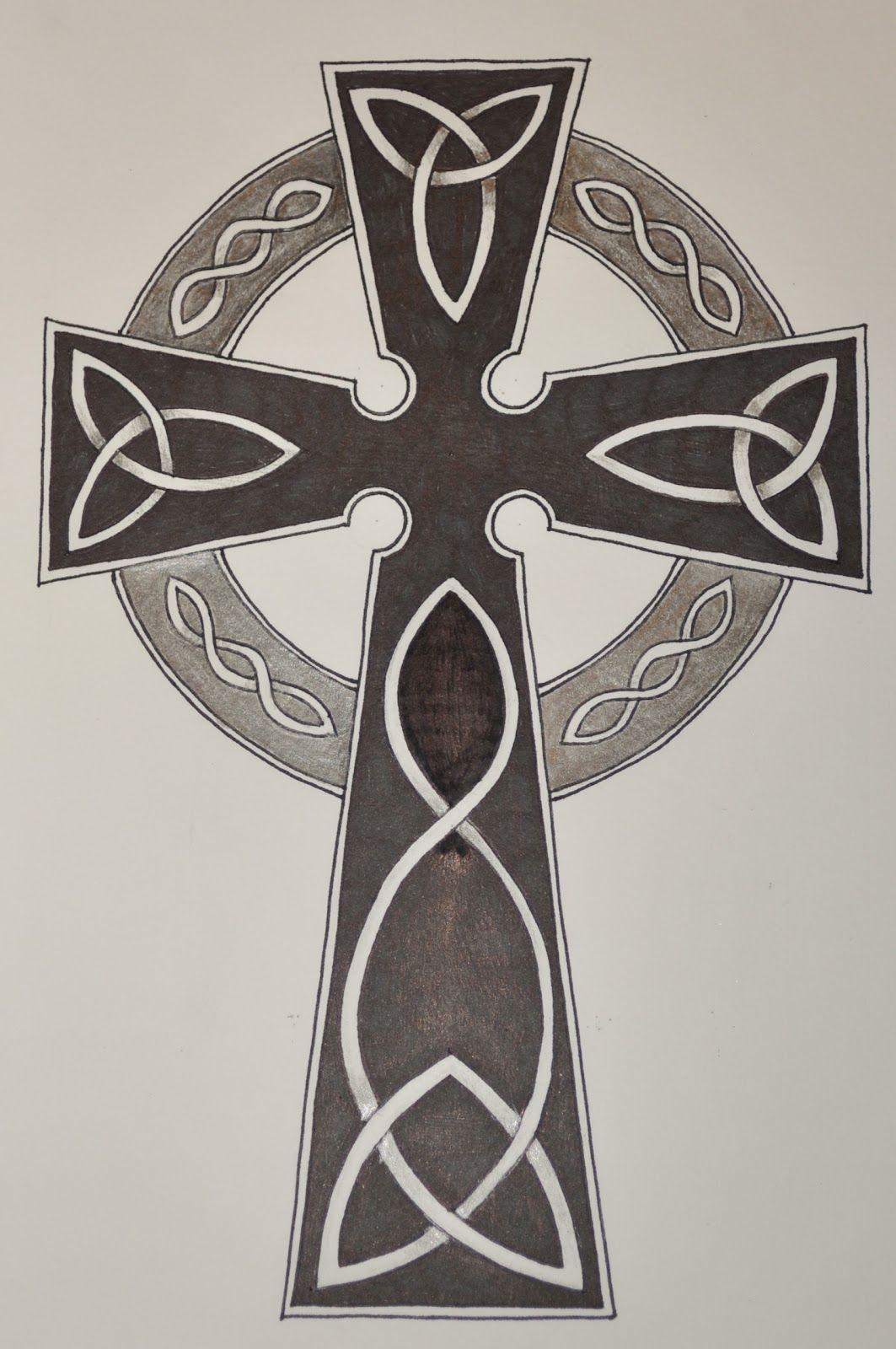 Картинки кельтского креста
