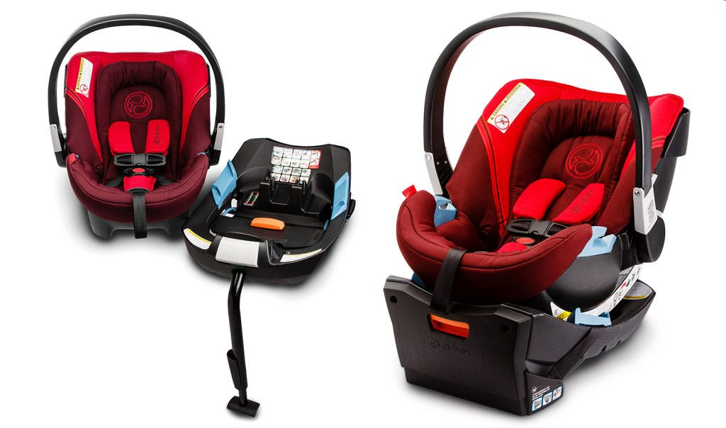 We love the Cybex Aton 2 for its safety, design and functionality! @CYBEX #PNapproved
