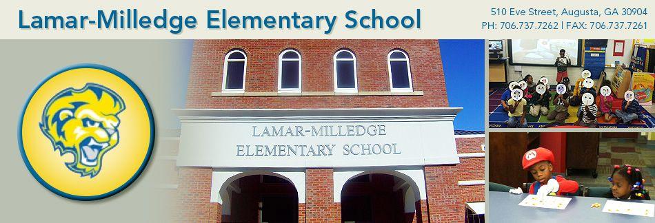 Lamar-Milledge Elementary School - Homepage | Elementary ...