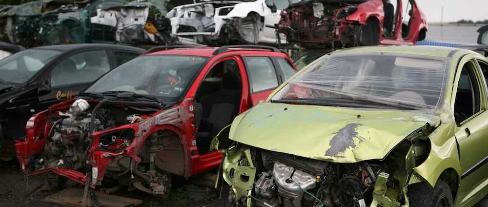 Sell Damaged Car for Cash