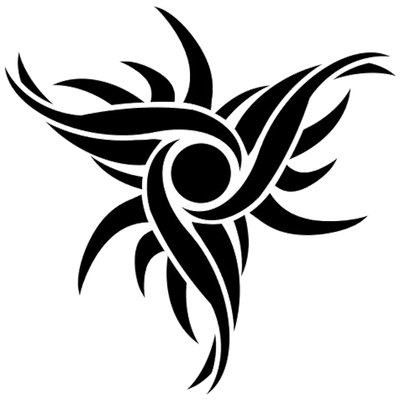 Tattoo Design Curves Sun Tattoo Tribal Sun Tattoo Designs Tribal Tattoos