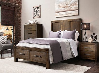 Visit A Raymour & Flanigan Furniture Store Or Go To Adorable Raymour And Flanigan Bedroom Sets Inspiration
