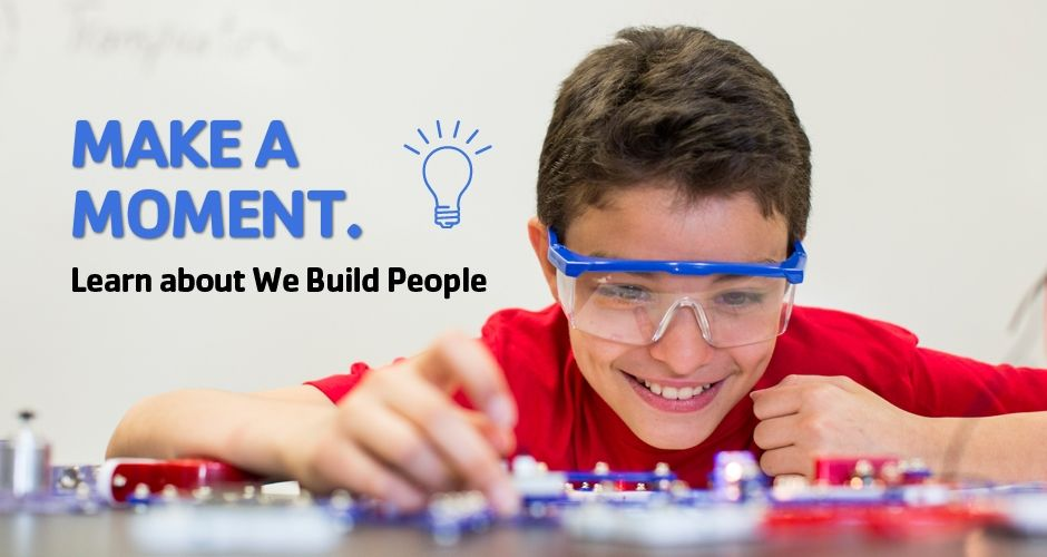 Learn how the YMCA's We Build People Annual Campaign