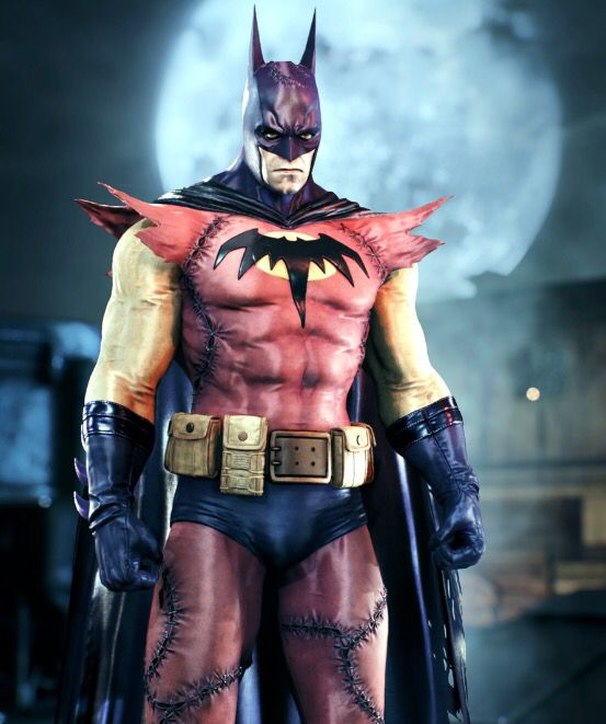 Batman Arkham Knight Zur En Arrh With Images Batman And Batgirl