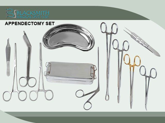 Blacksmith Surgical is a leading and top-notch surgical instrument