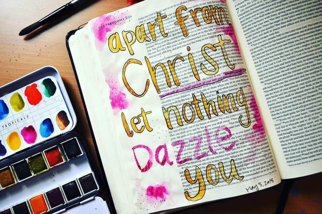 Free HandLettered Journaling CardsPerfect For Your Bible