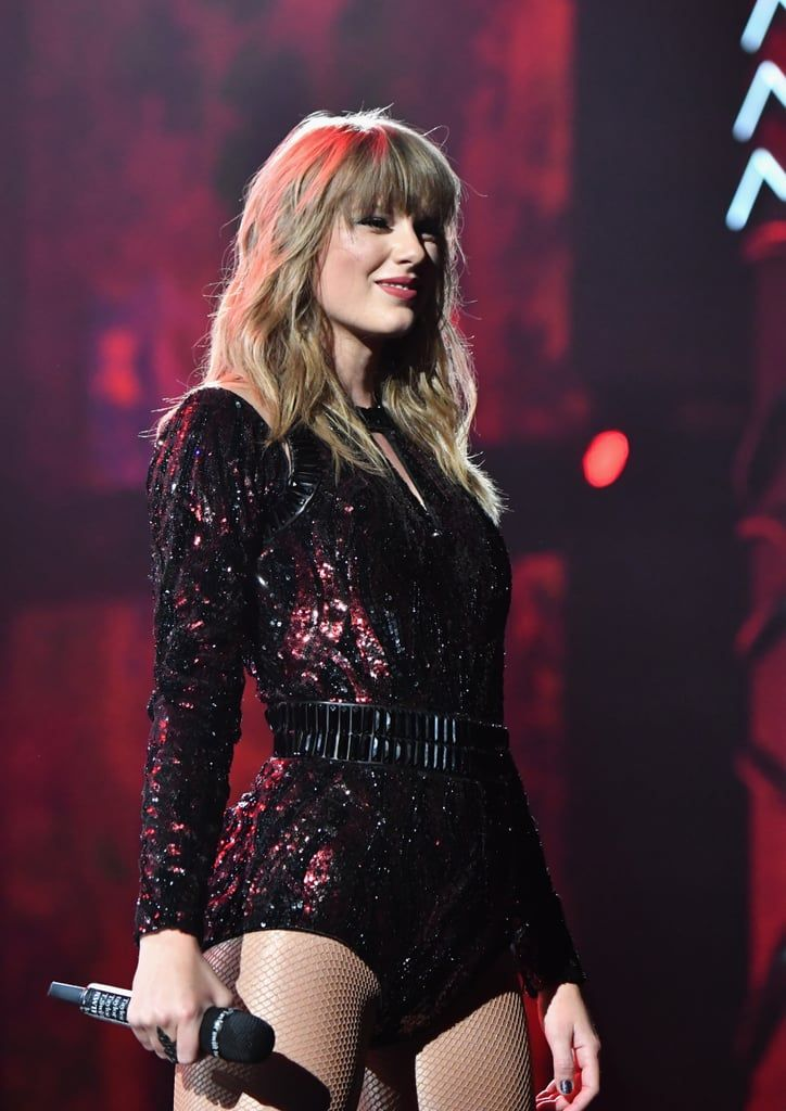 Taylor Swift Lit Up the AMAs With Her Fiery Performance, and It Felt So Good