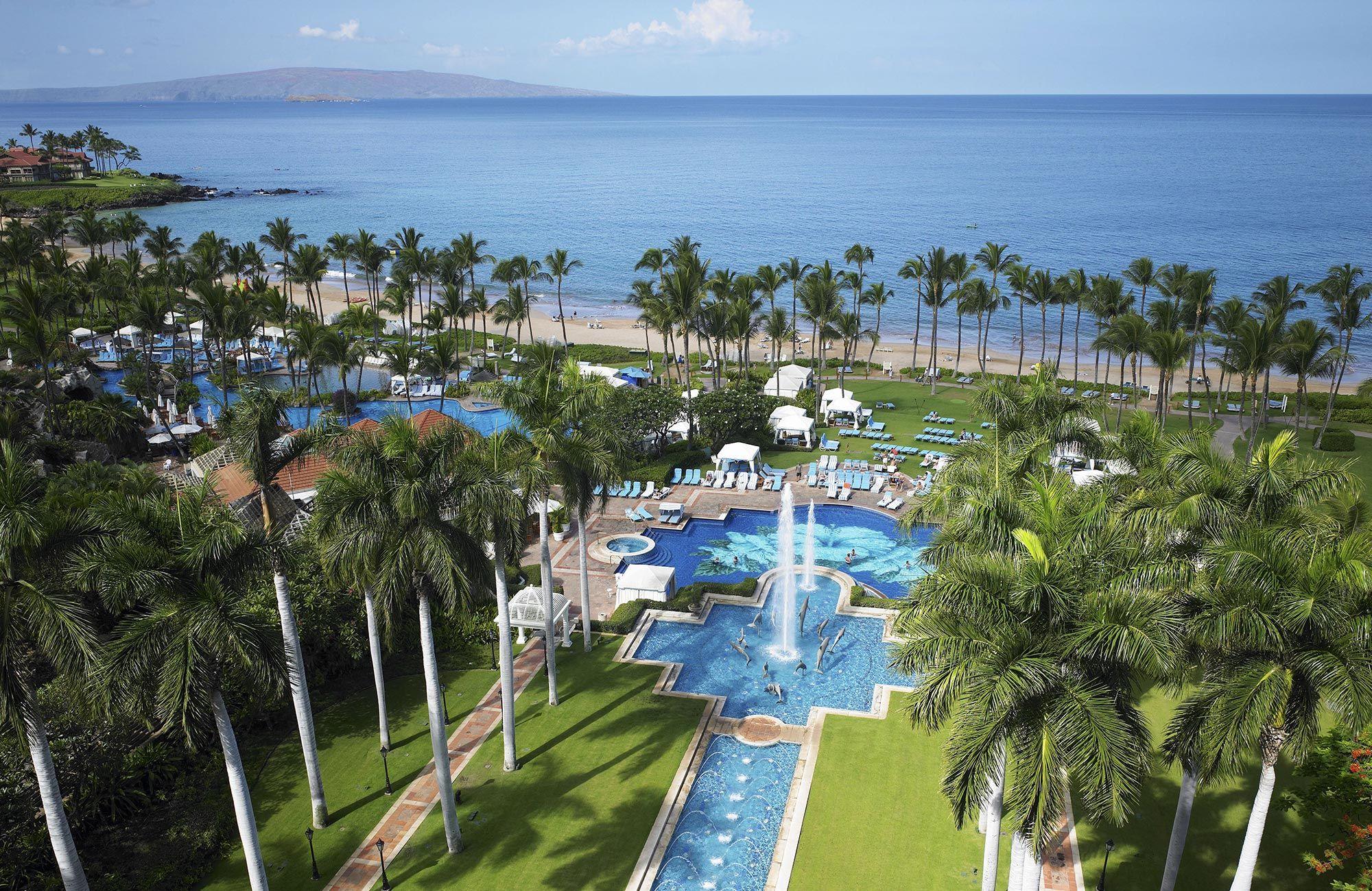 Hawaii Hotels And Resorts Grand Wailea A Waldorf Astoria Resort 1